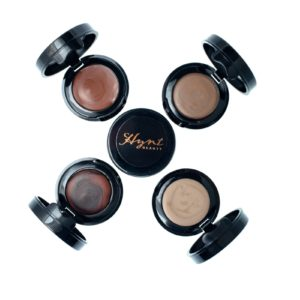 EYE BROW DEFINER Cream to Powder - Black