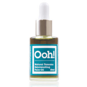 ooh oils of heaven natural tamanu rejuvenating face oil 30ml