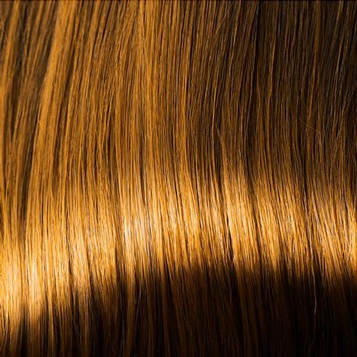 Saach Organics Light Brown Hair Dye Example