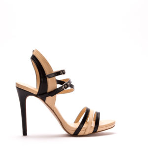 JEUNE stiletto in plantleather
