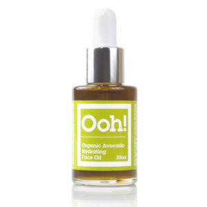 ooh oils of heaven organic avocado hydrating face oil 30ml