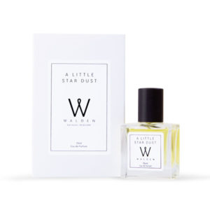 walden a little star dust natural perfume purse spray 15ml