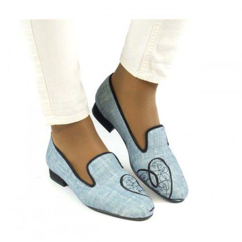 NAE Organic Cotton Kraz Loafer
