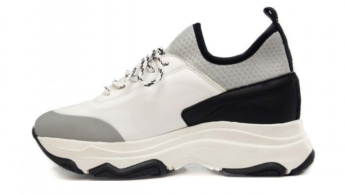 NAE Vegan Edda Maxi Sole Sneakers